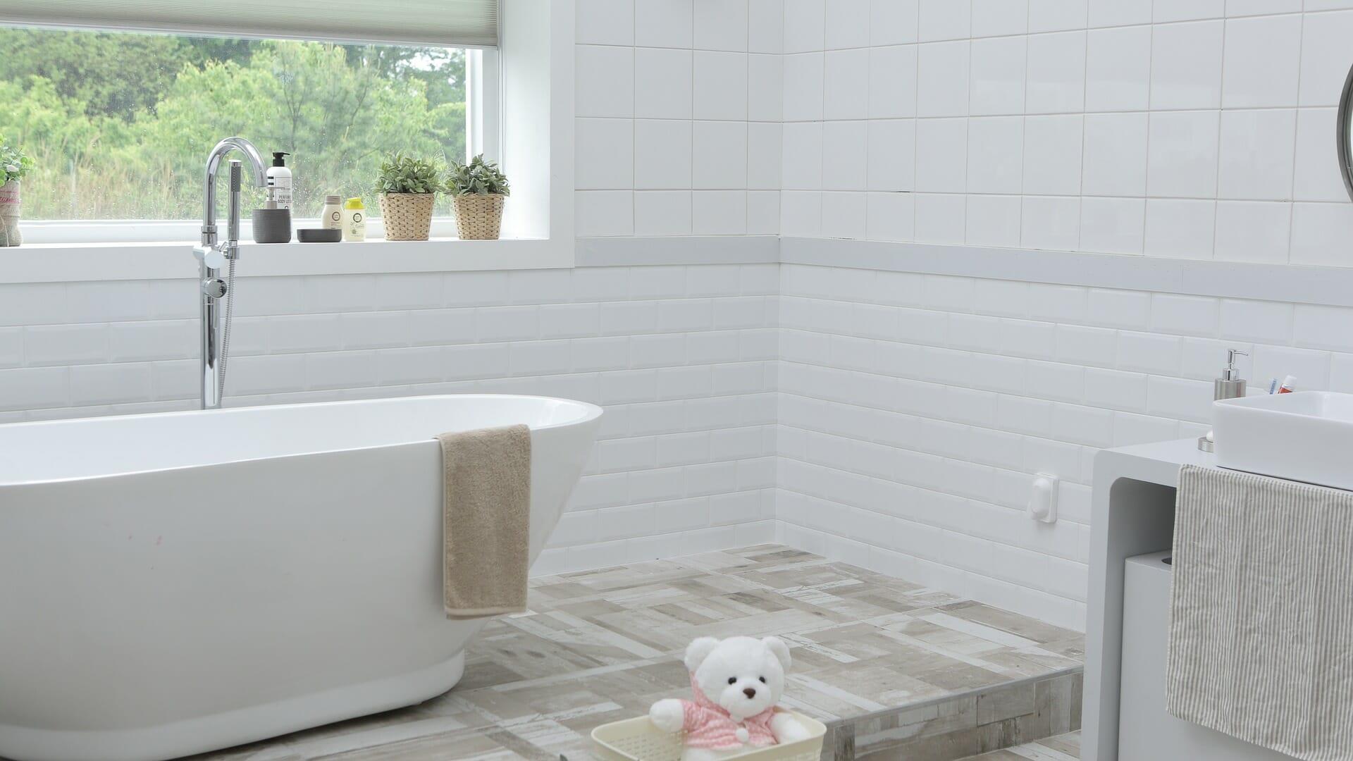 IgA腎症入院-清潔の為にシャワー
