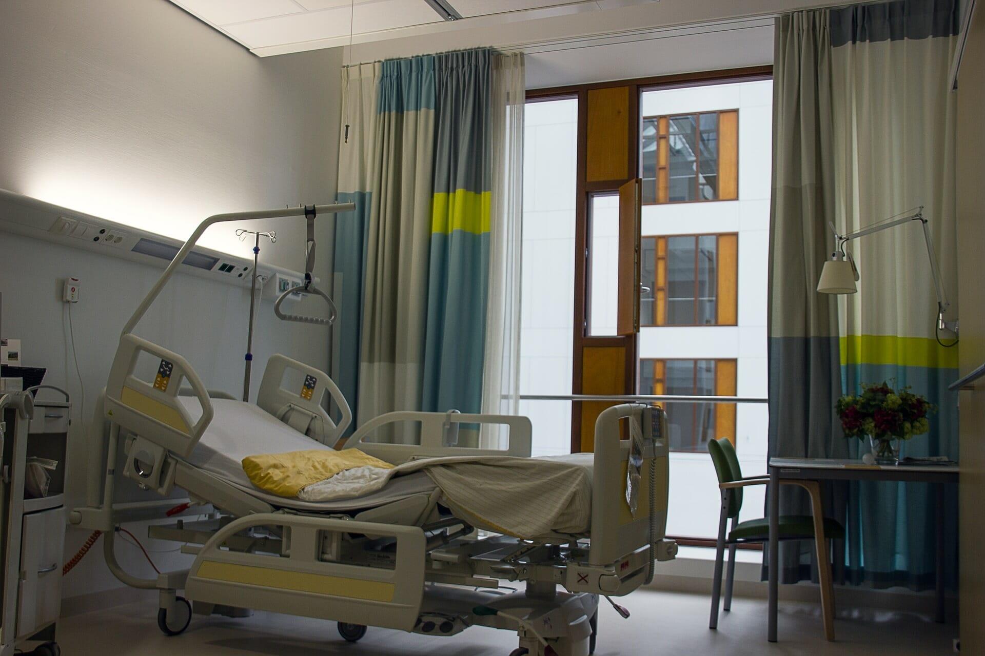 腎生検をする為に検査入院