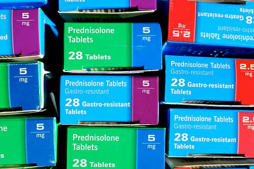 IgA腎症-プレドニン-プレドニゾロン-PSL