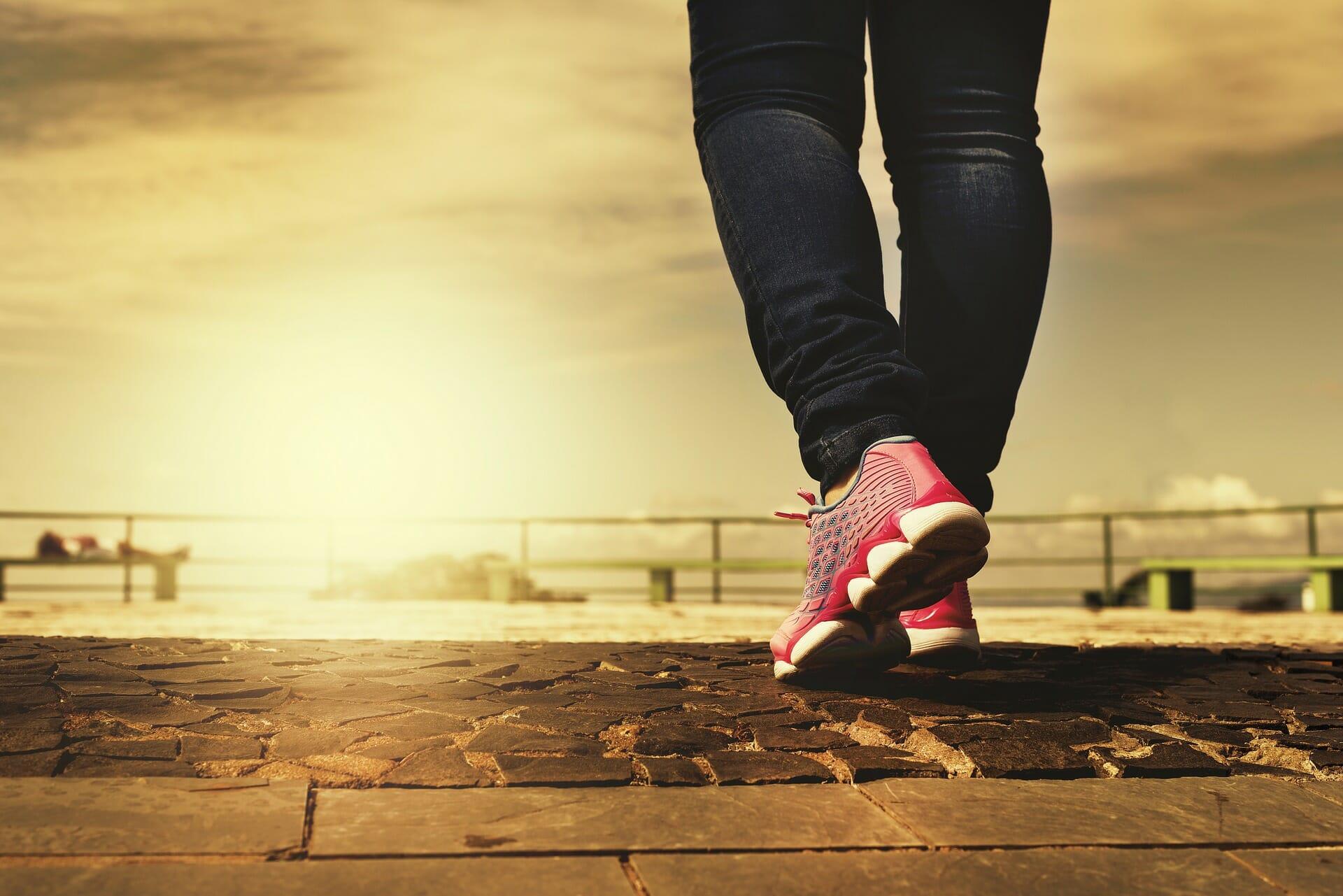 運動制限-歩く